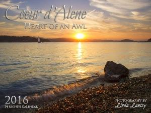 2016 Coeur d'Alene Calendar