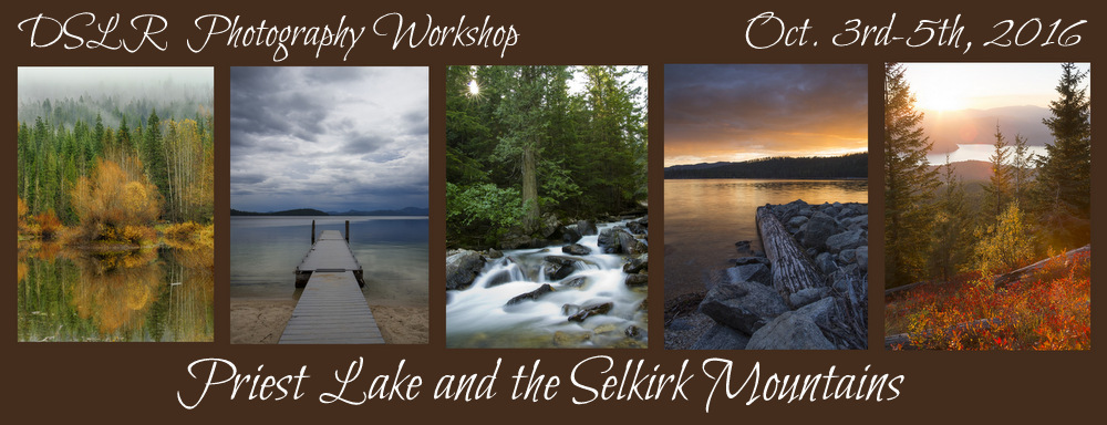 Priest Lake workshop