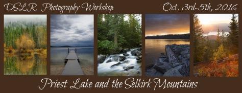 Priest Lake workshop